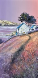 Pine Cottage by John Mckinstry -  sized 12x24 inches. Available from Whitewall Galleries